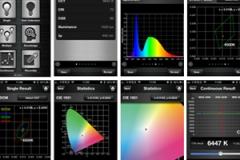 Smart-spektrometer-display