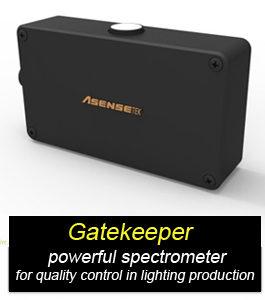 Spectrophotometer Gatekeeper